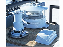 Eppley PSP and TUVR radiometers